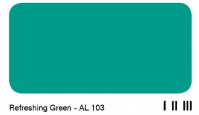 07Refreshing Green - AL 103