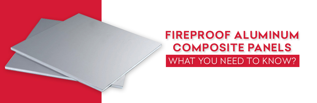 Fireproof Aluminum Composite Panels What You Need to Know